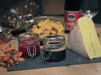 Tilbehør til ost