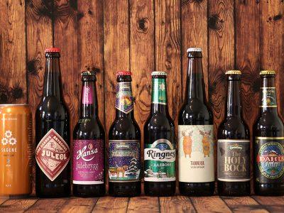 De 8 beste juleølene fra klassiske bryggerier på polet