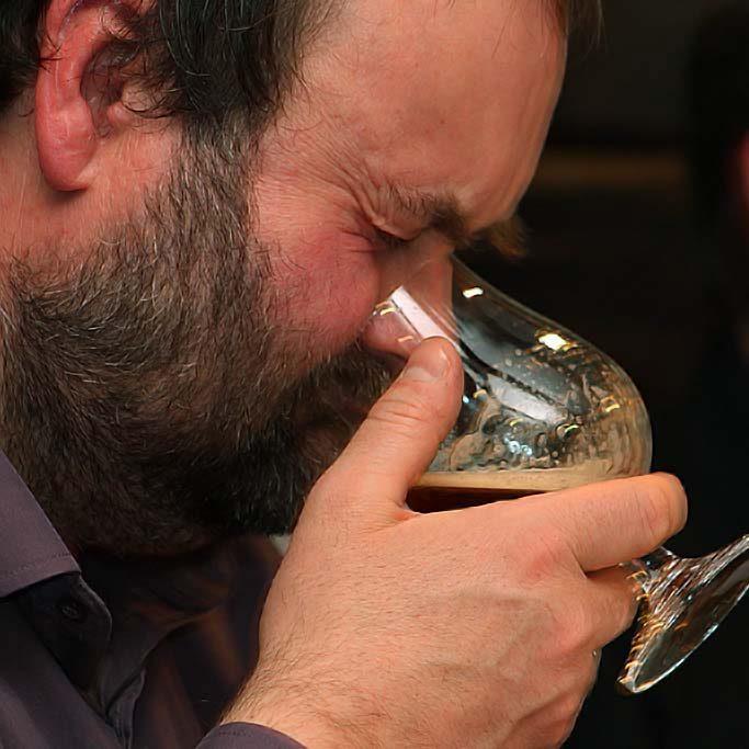 Øl med ølfeil