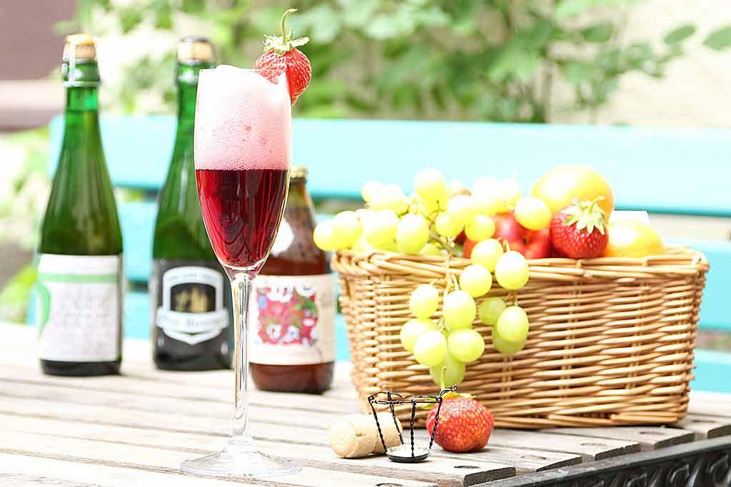 Sommer og øl