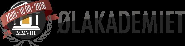 Logo Ølakademiet 10 år