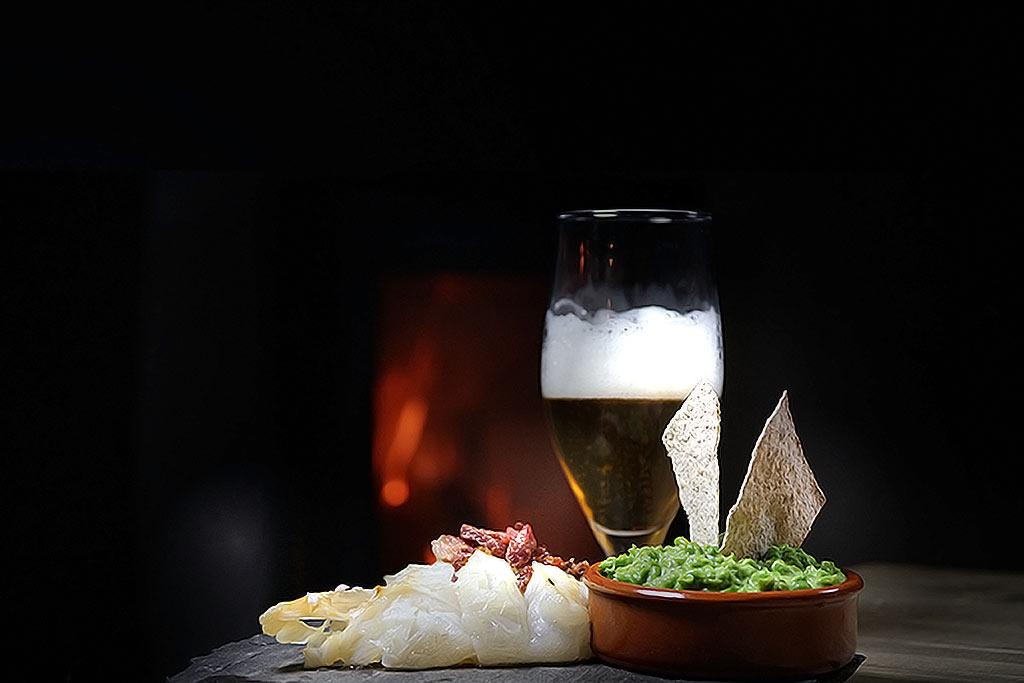 Lutefisk og øl.