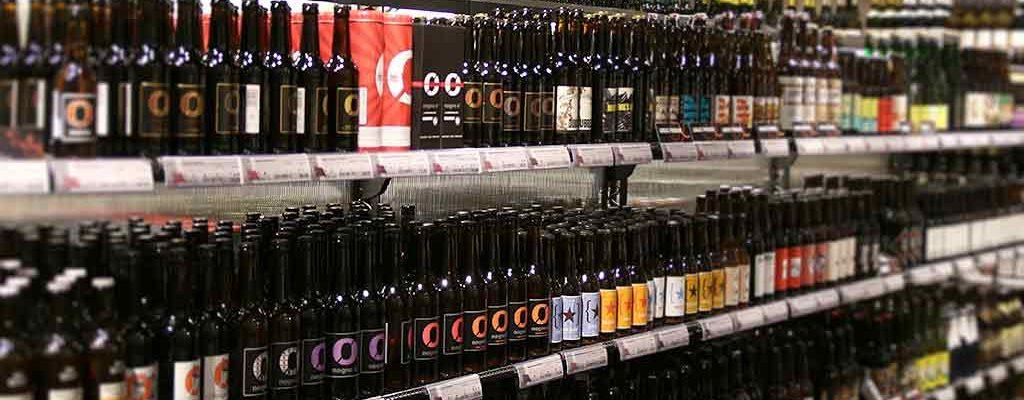 Øl på Vinmonopolet