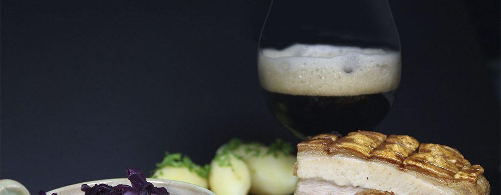 Julemat og øl