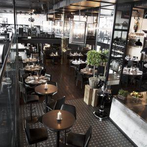 Lokalene til Louise Restaurant & Bar
