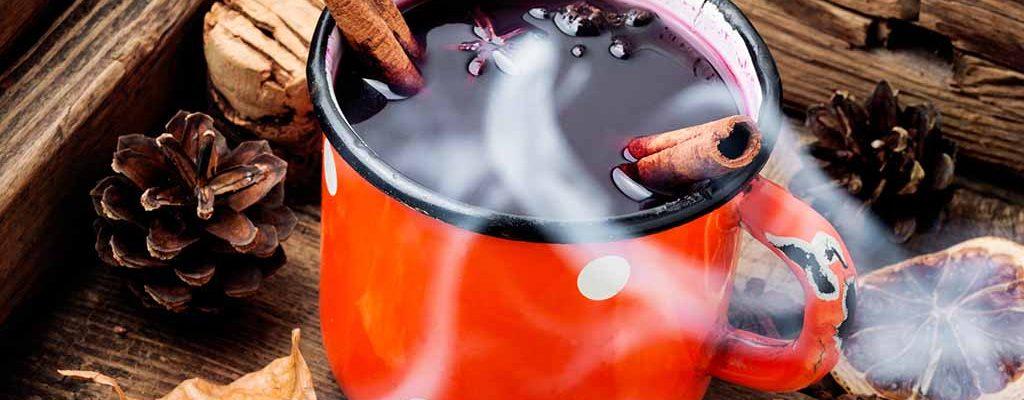 Julegløgg i kopp
