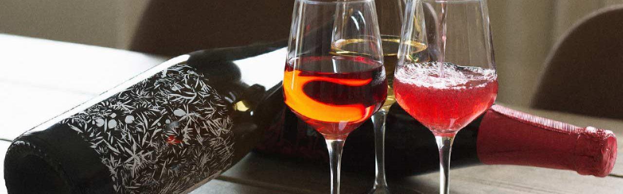 Glass med surøl